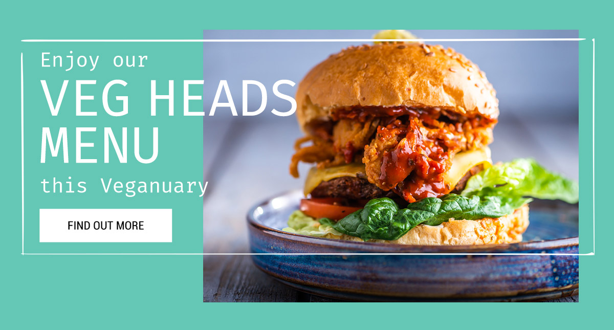 Veg Heads this Veganuary at Radicals & Victuallers